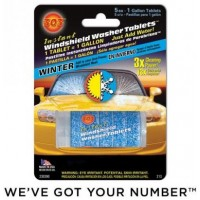303  Windscreen Washer Tablets