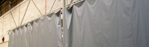 dickson industry separation curtain dico lac900 lac640